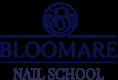"""ШКОЛА МАНИКЮРА  """"BLOOMARE SCHOOL"""" Логотип"""